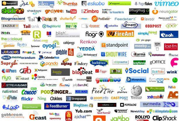 Täglich entstehen mehr kollaborative Anwendungen, über die sich Web-Nutzer selbst organisieren.