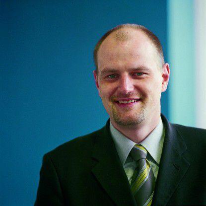 Adesso-Vorstand Rüdiger Striemer freut sich über den Zugang zum Kapitalmarkt.