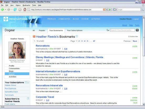IBM charakterisiert Lotus Connections als Social Software. Sie übernimmt damit wesentliche Konzepte des Web 2.0.