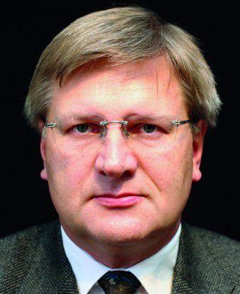 """Lothar Kornherr, Personalberater: """"Die Denkweise der Techniker führt zu Verständigungsproblemen."""""""