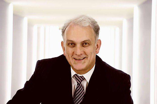 Allianz-Manager Friedrich Wöbking will mit der Reorganisation 25 Prozent IT-Kosten sparen.