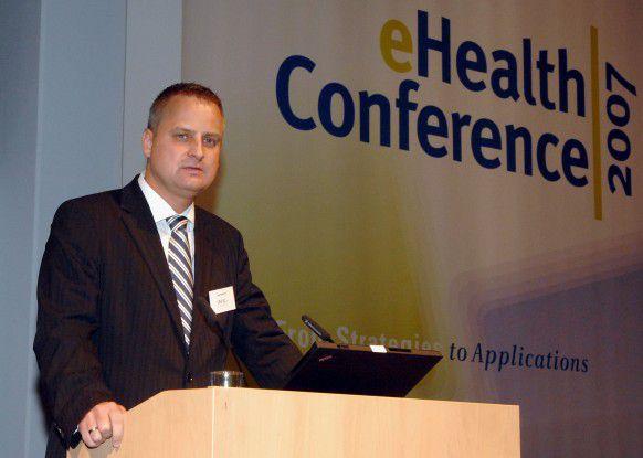 """Jens Naumann, VHITG: """"Der Mittelstand bietet gute Jobchancen im E-Health-Geschäft."""""""