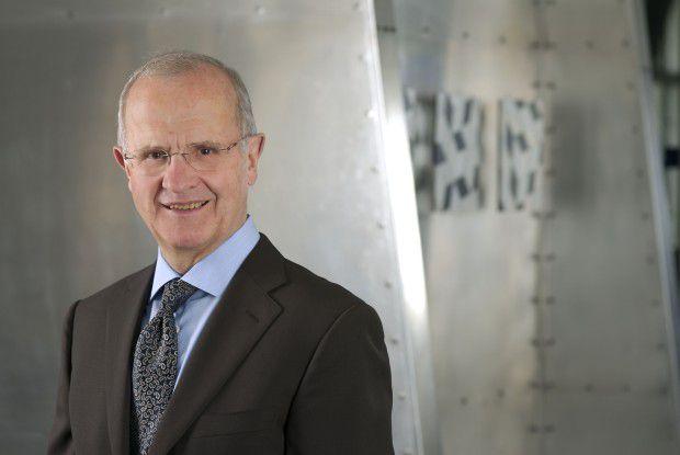 Ernst Denert investierte Millionen in den Softwarehersteller IVU Traffic.