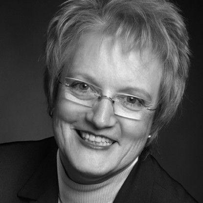 Annette Glitz, Management Consulting: Passendes Outfit signalisiert: Ich habe die Regeln verstanden.