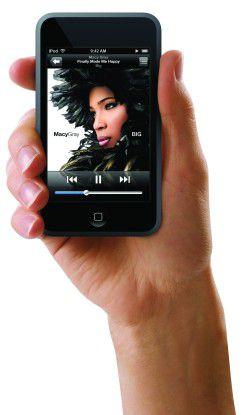 iPod Touch von Apple - kann nicht telefonieren.