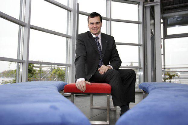 Jürgen Burger gefällt die Rolle des CIO als Moderator und Ermöglicher. (Foto: Joachim Wendler)