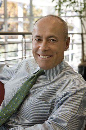 SAP-Vorstand John Schwarz