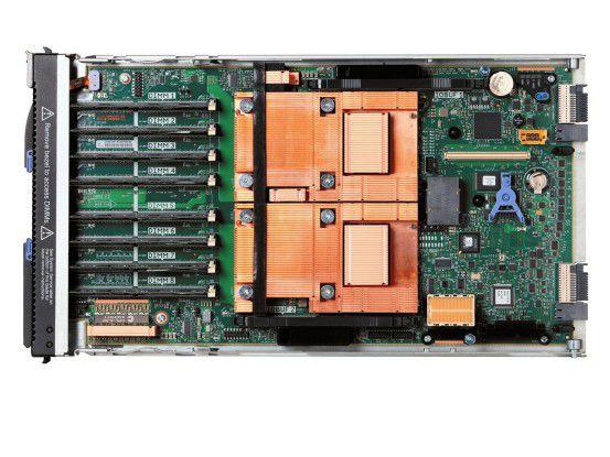 Die führenden Systeme der Green500 basieren allesamt auf dem Bladecenter QS22 der IBM.