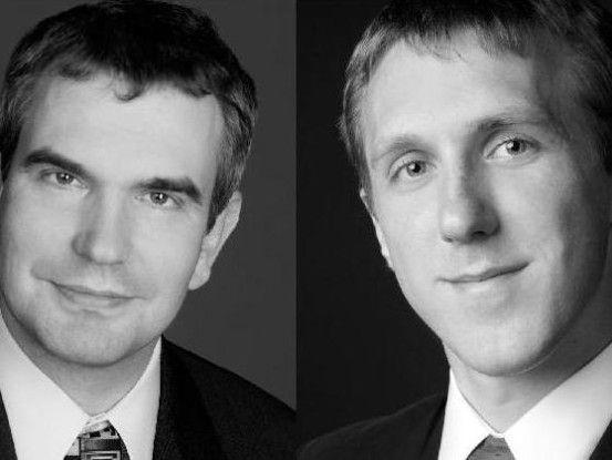Christoph Lüder (links) und Michael Bennemann, Lexta Consultants Group: Beim Reporting und bei der Auswertung ist der Dienstleister in der Nachweispflicht.