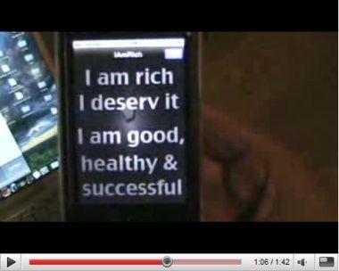 """Das einzige """"Feature"""" der teuren iPhone-Software."""