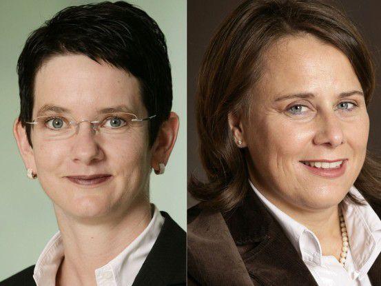 Judith Kederer (links) und Simone Wamsteker von Accenture beantworten noch bis zum 1. Oktober die Fragen unserer Leser zu IT-Karriere.