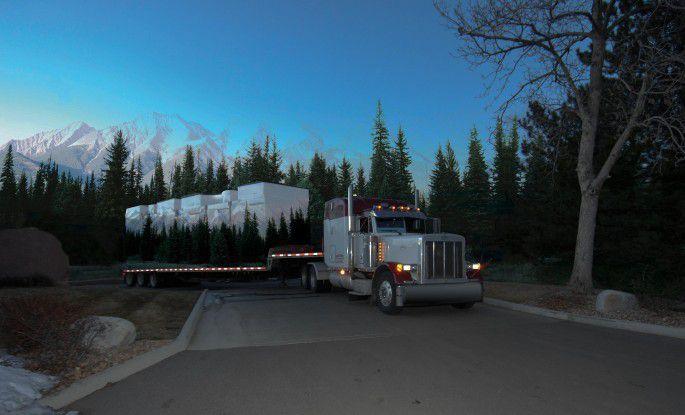 Der größte Verari-Kunde, der Forest-Container nutzt, um dort ein Rechenzentrum hineinzupacken, ist Microsoft.