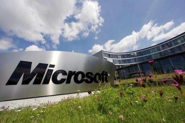 In Unterschleißheim hat Microsoft seine Deutschland-Zentrale. Hier soll ein Such-Technologiezentrum entstehen.