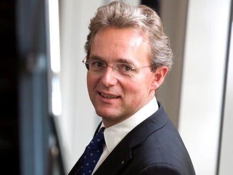 Wolfgang Gößwein, Noch-IT-Leiter bei Amedes, denkt über Selbständigkeit nach.