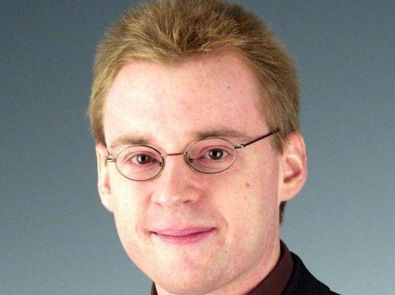 """Michael Rödel, Finanz und IT-Vorstand der Bionorica AG, schaffte es beim """"CIO des Jahres 2008"""" in der Kategorie Mittelstand in die Top 10."""