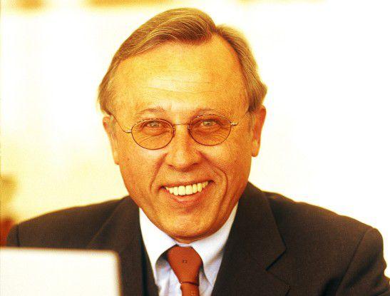 Werner Sülzer engagiert sich unter anderem im Bitkom.