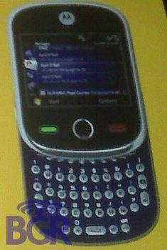 Entwicklung gestoppt: Das Motorola Alexander