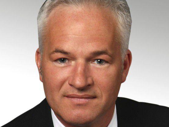 Stefan Beyler, heute CIO von Neckermann
