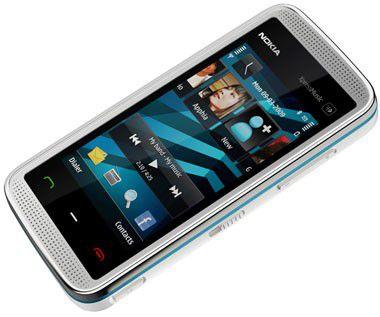 Nokia 5530 XpressMusic: Neues Touchscreen-Handy ohne UMTS