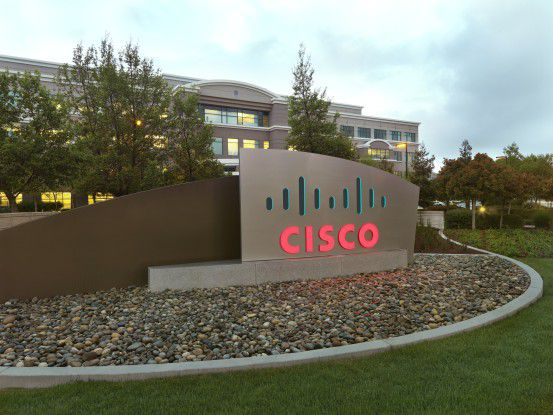 Die Cisco-Zentrale in San Jose