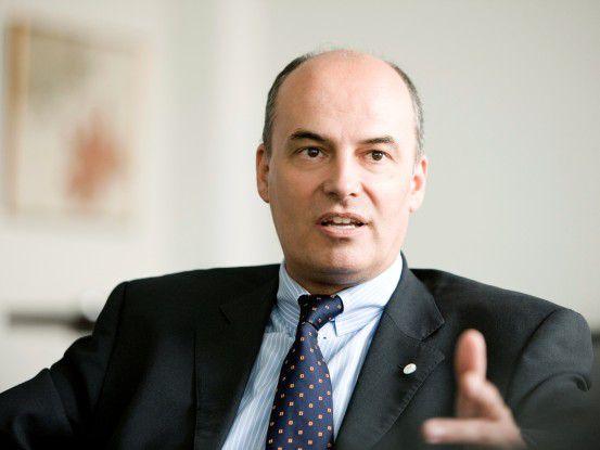 Daniel Hartert, Bayer-CIO und Chef von BBS