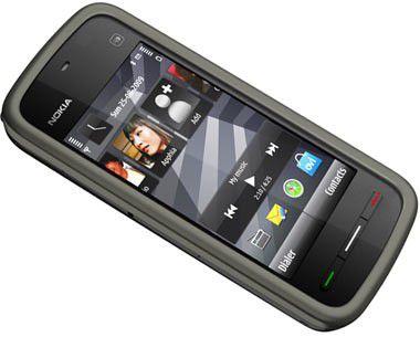 Nokia 5230: Neuer Billig-Finne mit Touchscreen.