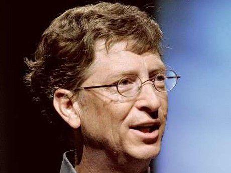 Bill Gates hat jetzt viel Zeit. Viel Geld hatte er schon vorher.