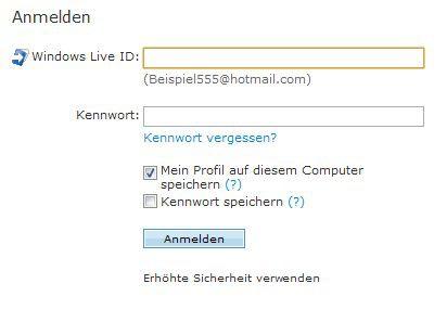 Hotmail-Nutzer sollten sicherheitshalber ihr Passwort ändern.