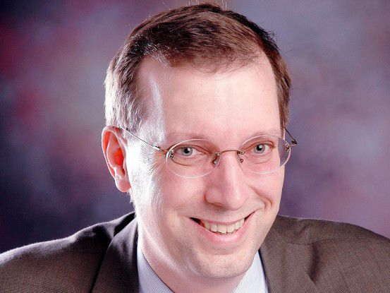 Peter Schumacher von der Value Leadership Group überzeugte die CEOs von indischen IT-Dienstleistern, sich am Praktikantenprogramm zu beteiligen.