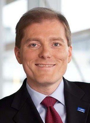 Robert Blackburn ist und bleibt CIO des Chemiekonzerns BASF.