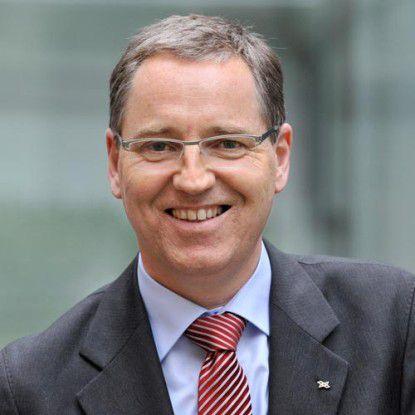 """Hans-Joachim Popp CIO, DLR: """"Wir müssen dringend mehr alternative Anbieter unterstützen, auch wenn dies zur Torpedierung unserer Standardisierungspolitik führen kann."""""""