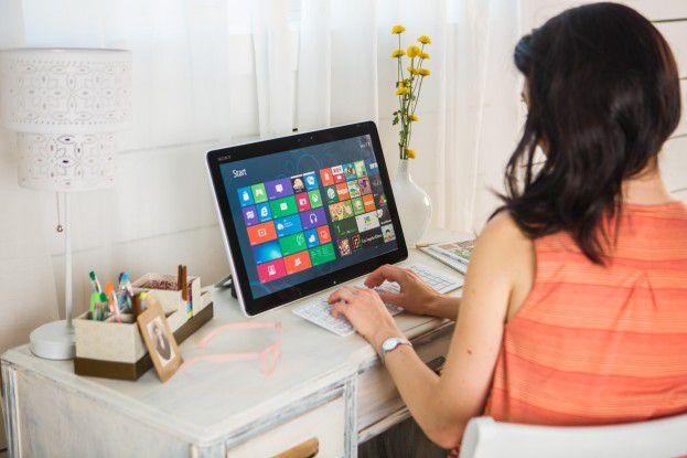Per Windows-8-App sollen Verwaltung und Bürger auch mobil auf Dienste und Services zugreifen.