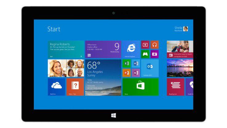 Das Surface 2.