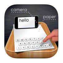 Die App Paper Keyboard