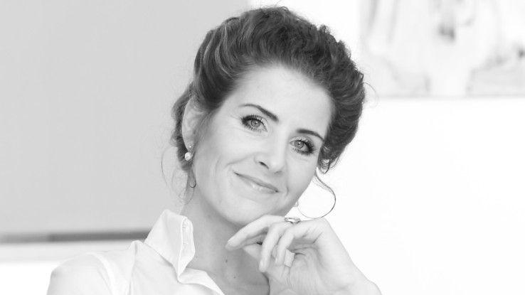Die Ärztin und Gesundheitsberaterin Dr. Mirriam Prieß.