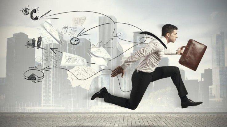 Nur wer schnell ist, überlebt im Markt. Dafür braucht es neue Arbeitsstrukturen.