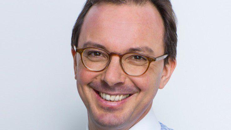 """Forrester-Analyst Dan Bieler: """"Siemens musste ein Desaster wie bei BenQ Mobile vermeiden."""""""
