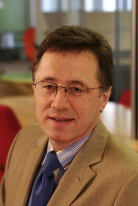 Wilhelm Bauer, IAO: Die technischen Möglichkeiten allein garantieren noch keine Anwendung.