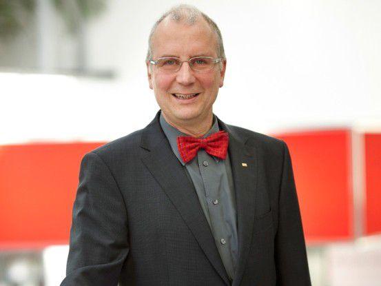 Kurt Reichert, Wincor Nixdorf: Wir benötigen Mitarbeiter mit dem nötigen Drive.