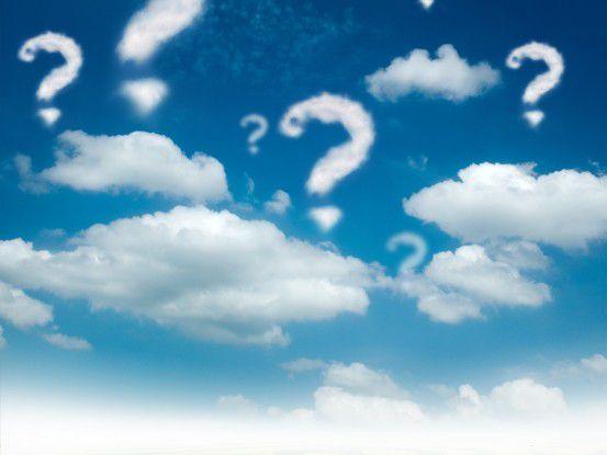 Wo lohnt es, in die Cloud zu gehen?