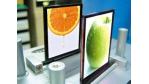 OLED-Fernseher aufrollen: OLED: Biegsame Bildschirme aus der Druckerpresse - Foto: Samsung
