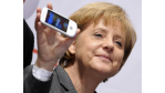"""Wahlkampf 2.0: Kanzlerin Merkel """"gruschelt"""" studivz-Mitglieder - Foto: Ronald Wiltscheck"""