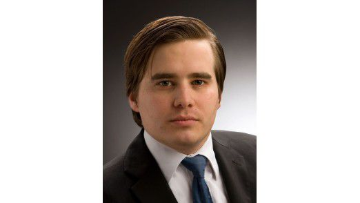 Rechtsanwalt Dr. Sebastian Kraska von der IITR GmbH