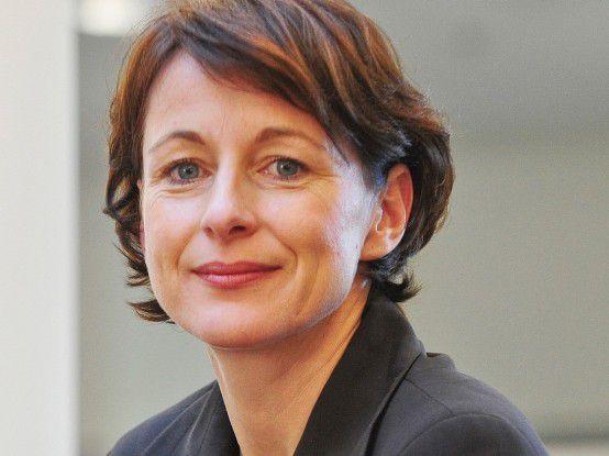 """Martina Koederitz: """"Industrie 4.0 ist auf einem guten Weg, aber es gibt keinen Grund, sich auf dem Erreichten auszuruhen."""""""