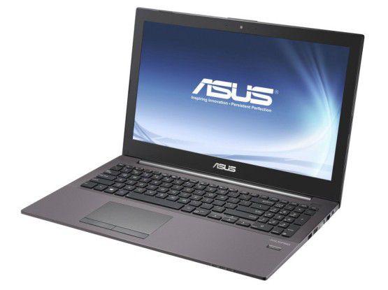 Asus Asuspro PU500: Abgrenzung gegenüber konventionellen Notebooks.
