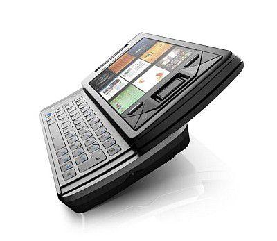 Thema mit Variationen: Sony Ericsson Xperia X1