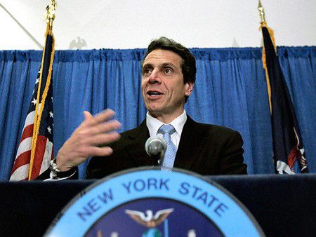 Andrew Cuomo, Attorney General des US-Bundesstaats New York