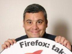 Tristan Nitot, Mozilla Europe