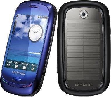 Ich war eine Plastikflasche: Das Samsung Blue Earth S7550