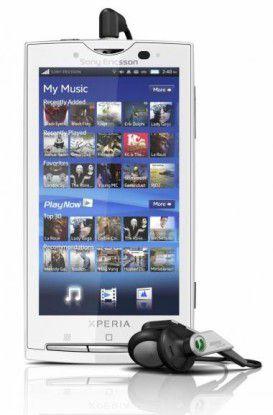 Sony Ericsson Xperia X10: Verkaufsstart am 10. Februar 2010